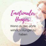 Emotionaler Hunger