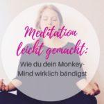 Meditation leicht gemacht