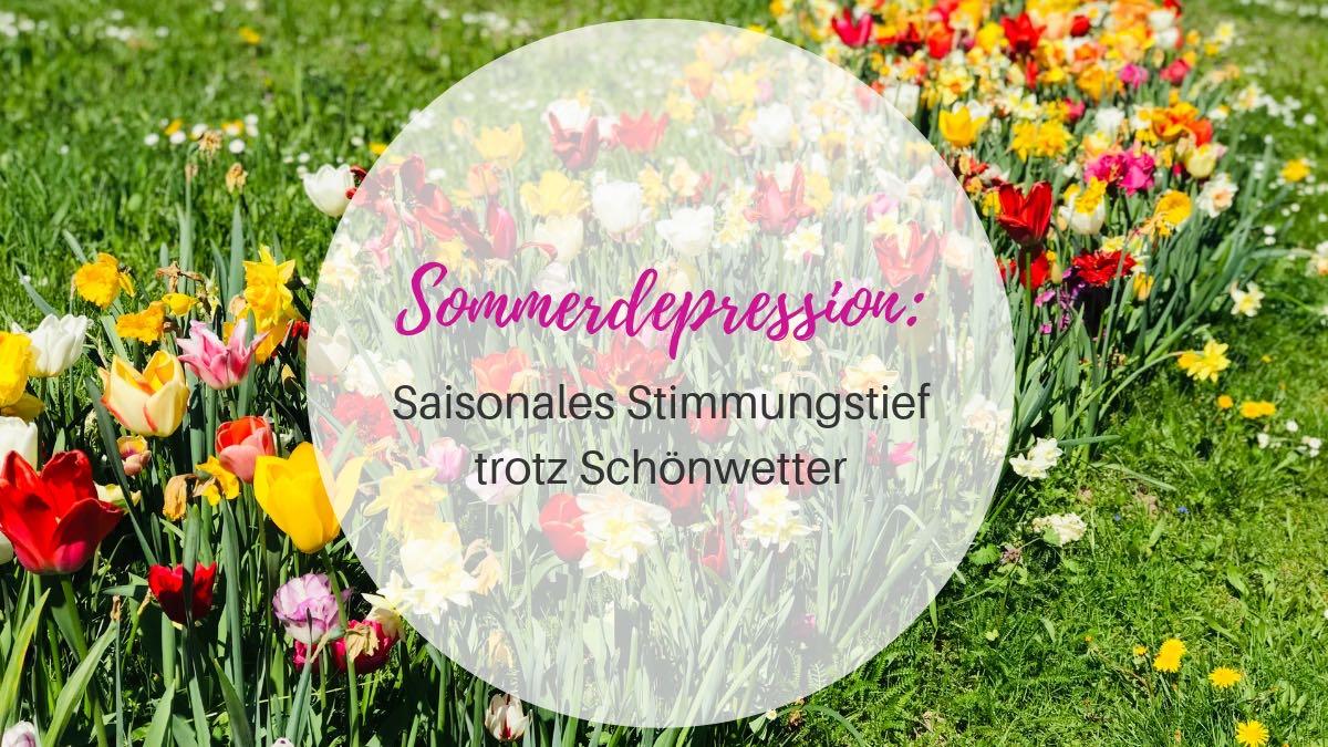 Sommerdepression